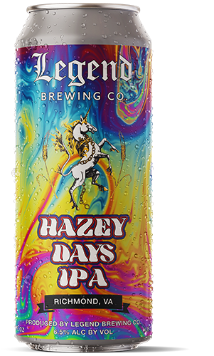 Hazey Days IPA